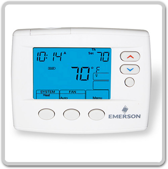Clear Skies Heating Edmonton - Emerson Thermostats