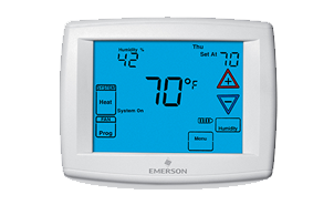Clear Skies Heating And Air Conditioning Edmonton Thermostat