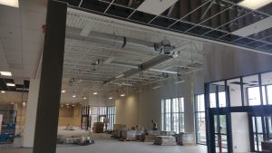 Clear Skies Heating And Air Conditioning Edmonton Commercial Projects